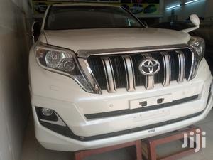 New Toyota Land Cruiser Prado 2014 White | Cars for sale in Mombasa, Mvita
