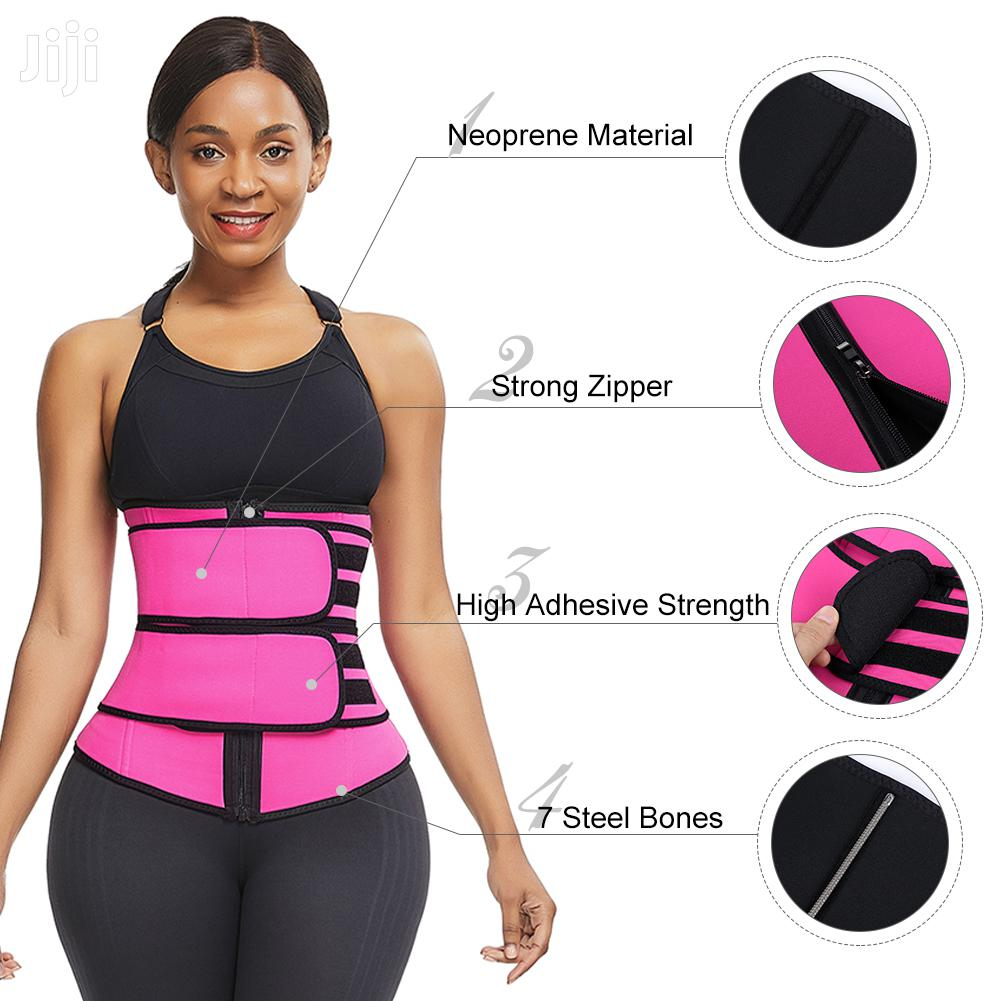 Tummy Control Body Shaper Slimming Belts Double Compression