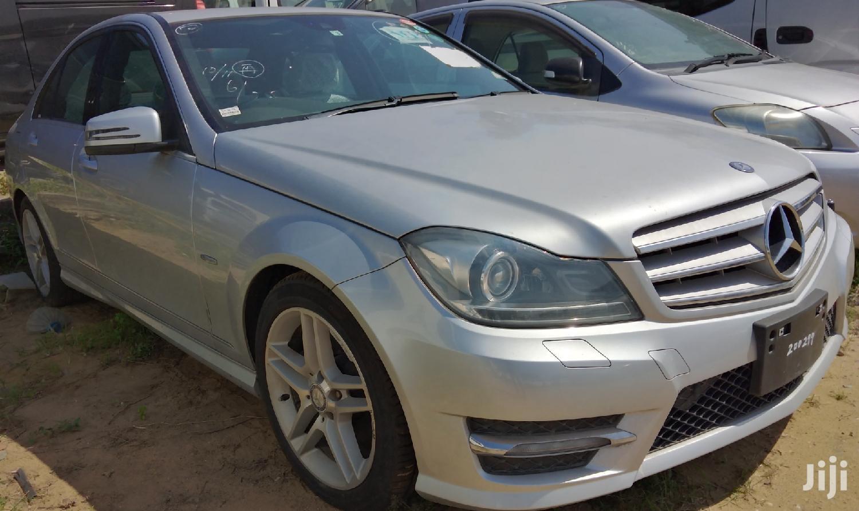 Mercedes-Benz C200 2013 Silver
