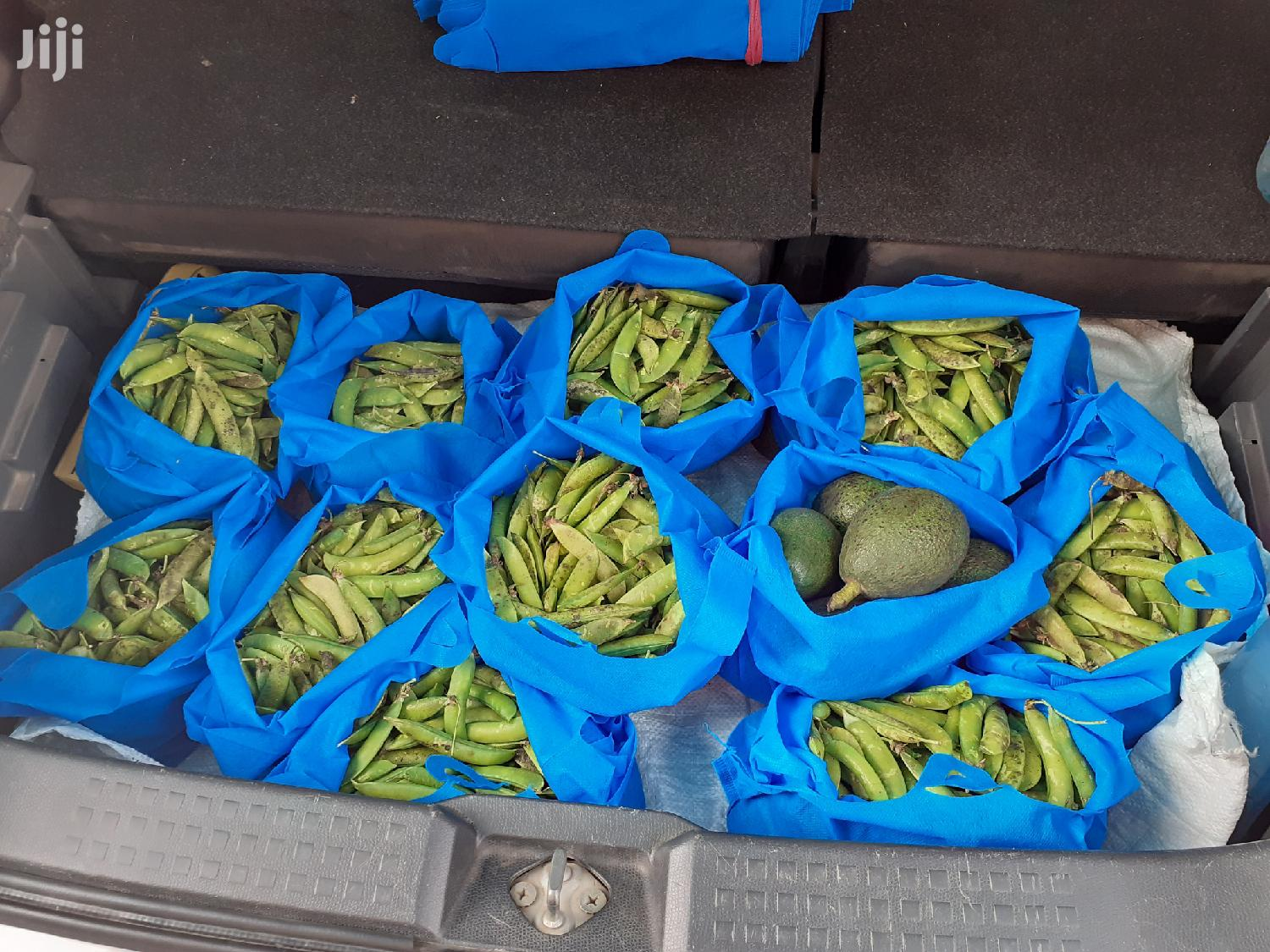 Archive: Green Peas