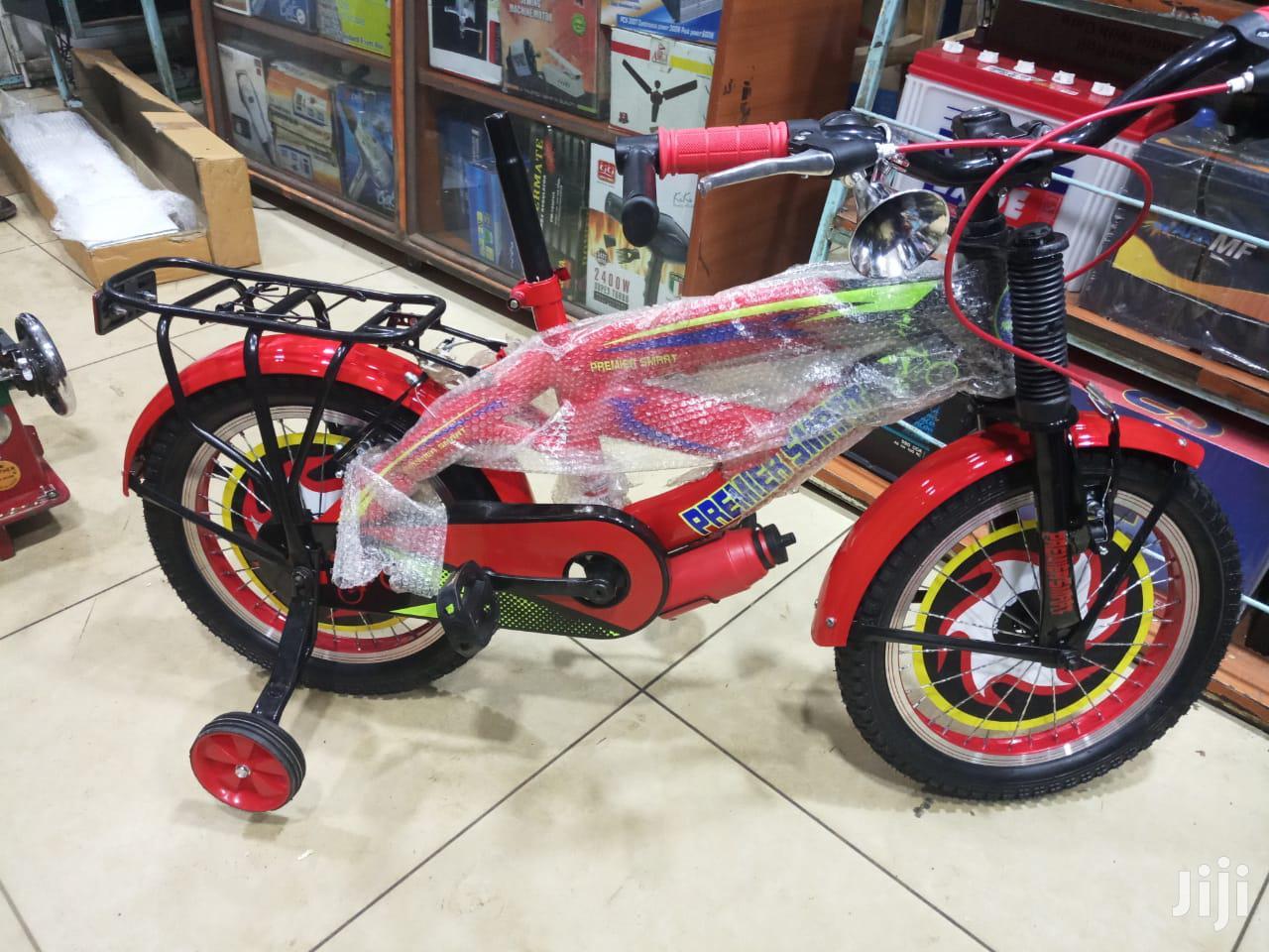 BMX Premier Bike