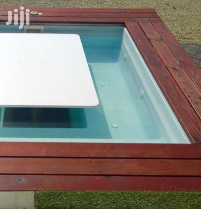 Swimming Pool Fiber Glass 2*3m