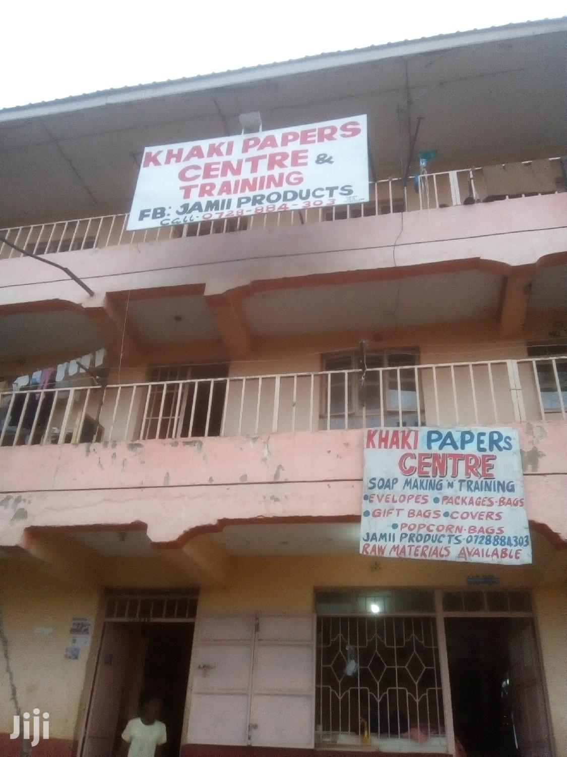Khaki Papers And Training   Manufacturing Services for sale in Nairobi Central, Nairobi, Kenya