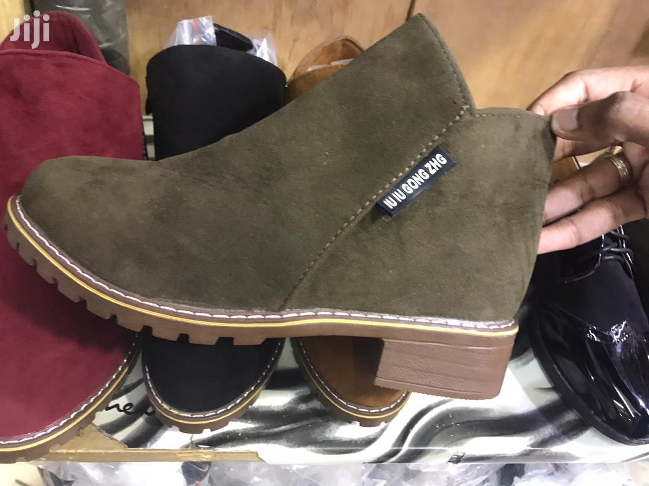 Lady Suede Boots   Shoes for sale in Nairobi Central, Nairobi, Kenya