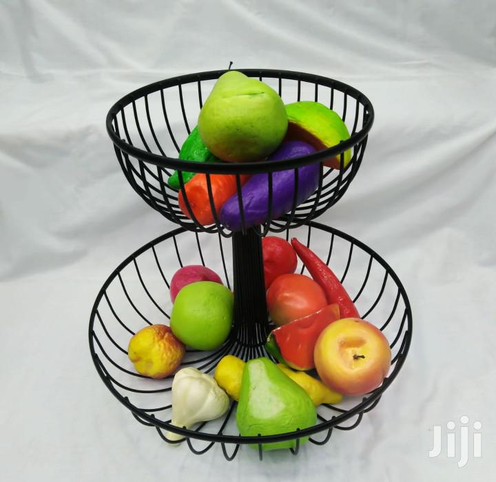 Fruit Rack.