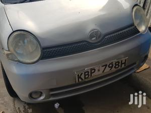 Toyota Sienta 2005 Silver | Cars for sale in Mombasa, Tudor