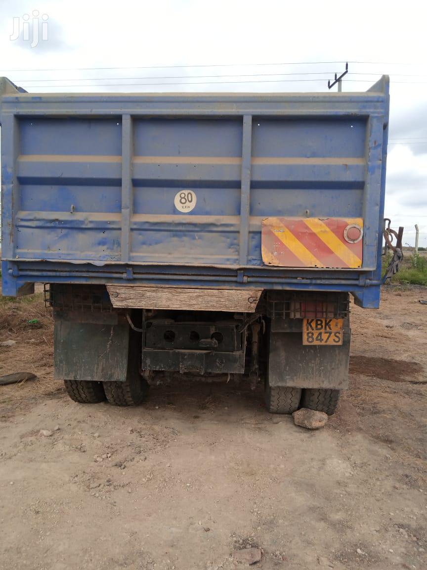 Archive: Man Tipper Truck