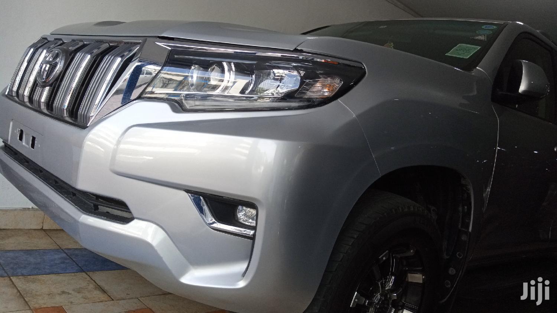 Toyota Land Cruiser Prado 2014 Silver   Cars for sale in Mvita, Mombasa, Kenya