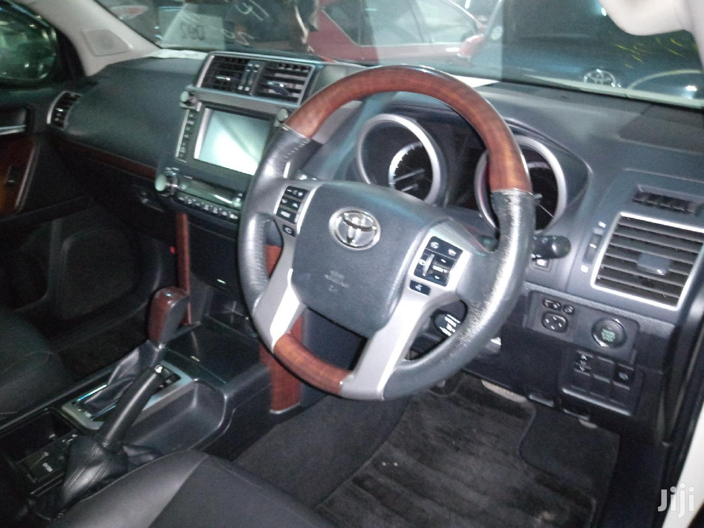 Toyota Land Cruiser Prado 2014 White | Cars for sale in Mvita, Mombasa, Kenya