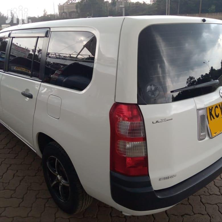 Toyota Succeed 2012 White | Cars for sale in Nairobi Central, Nairobi, Kenya
