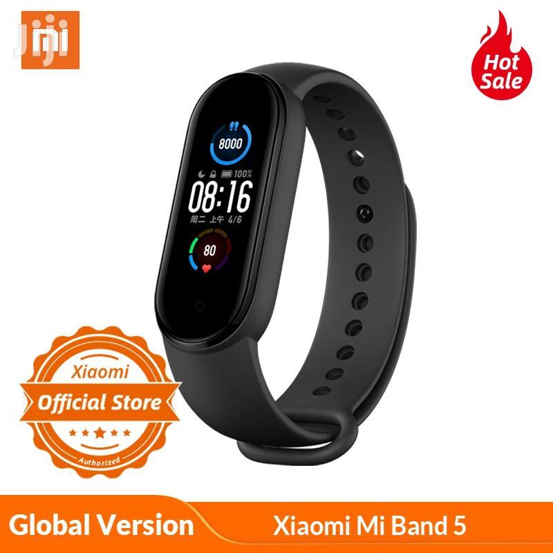 Xiaomi Mi Band 5 Global Version | Smart Watches & Trackers for sale in Nairobi Central, Nairobi, Kenya