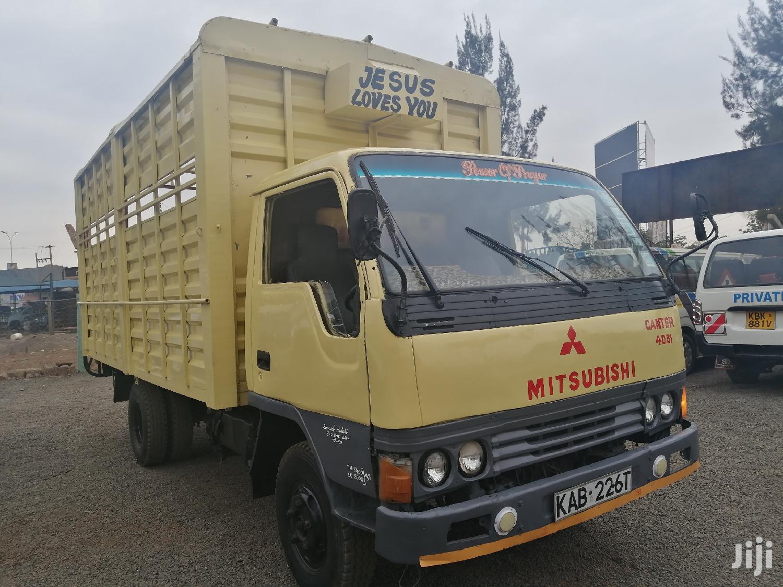 Archive: Mitsubishi Canter 4d31