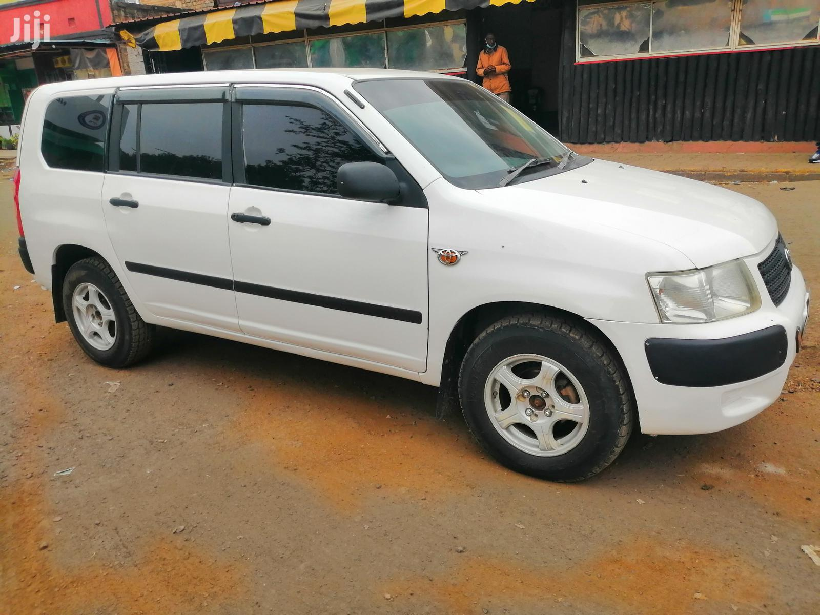 Toyota Succeed 2009 White | Cars for sale in Parklands/Highridge, Nairobi, Kenya