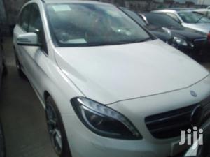 Mercedes-Benz B-Class 2014 White | Cars for sale in Mombasa, Mvita