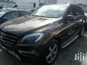 Mercedes-benz M Class 2013 Gray | Buses & Microbuses for sale in Mombasa, Mvita