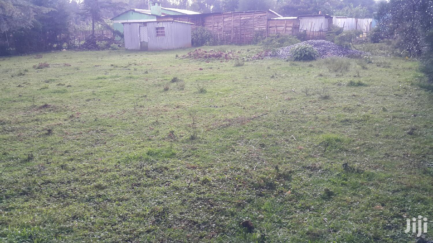 Archive: 1/4 Plot Mlango With Title 50metres From Tarmac