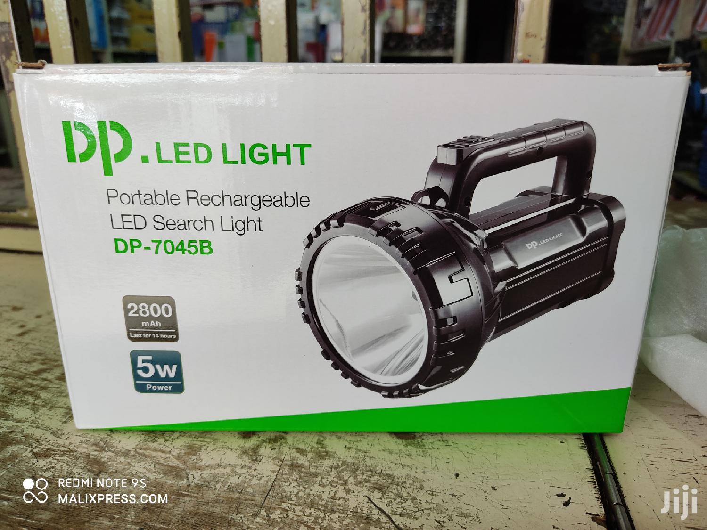 High Lumen LED Search Light Torch