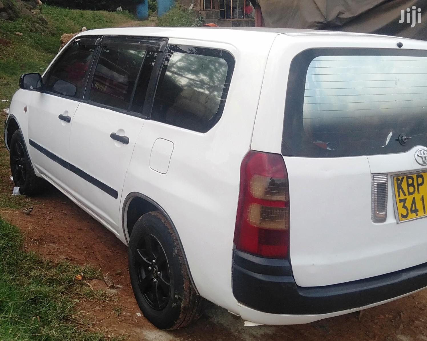Toyota Succeed 2004 White | Cars for sale in Nairobi Central, Nairobi, Kenya