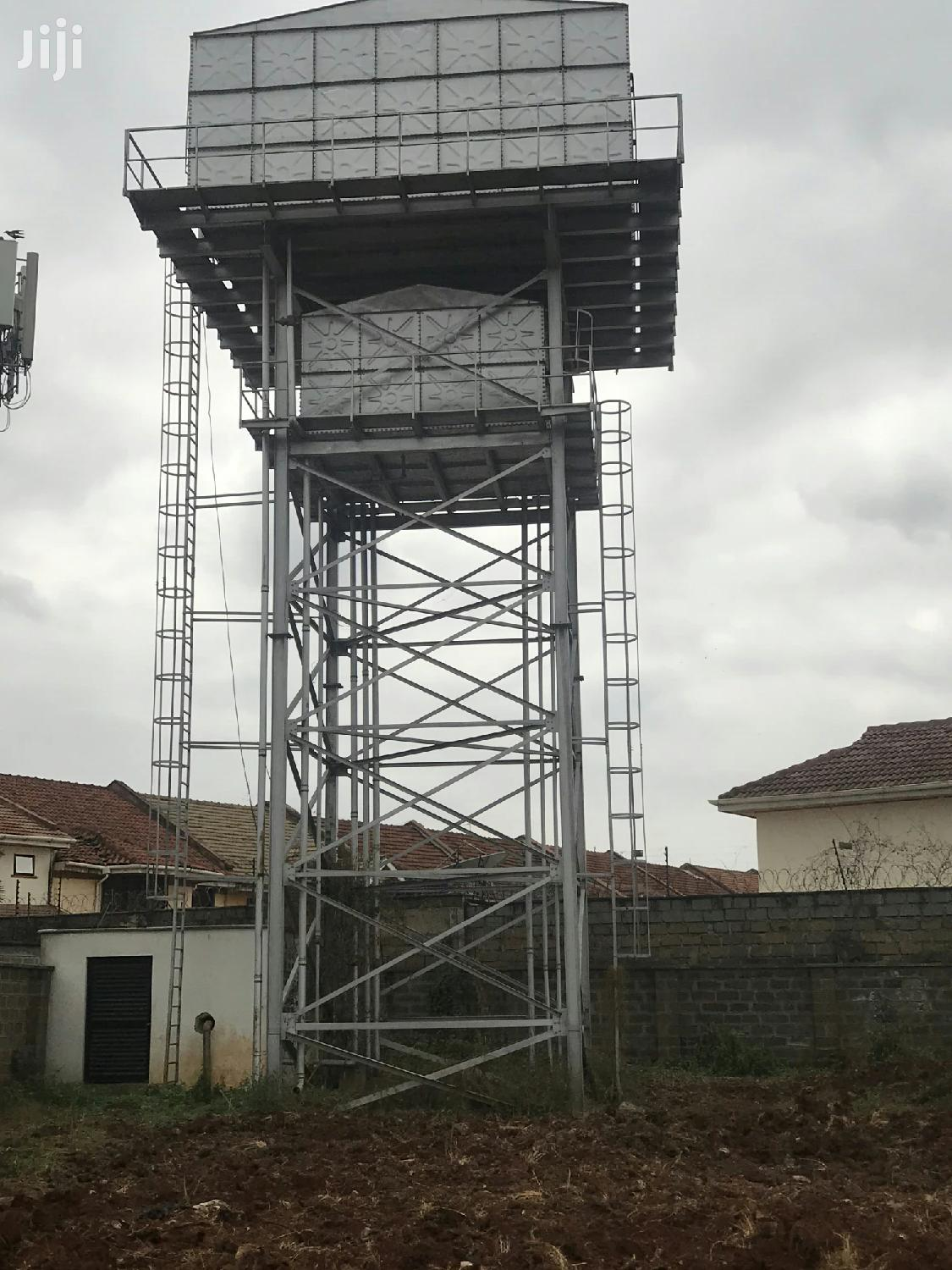 Water Tank Tower/Stand