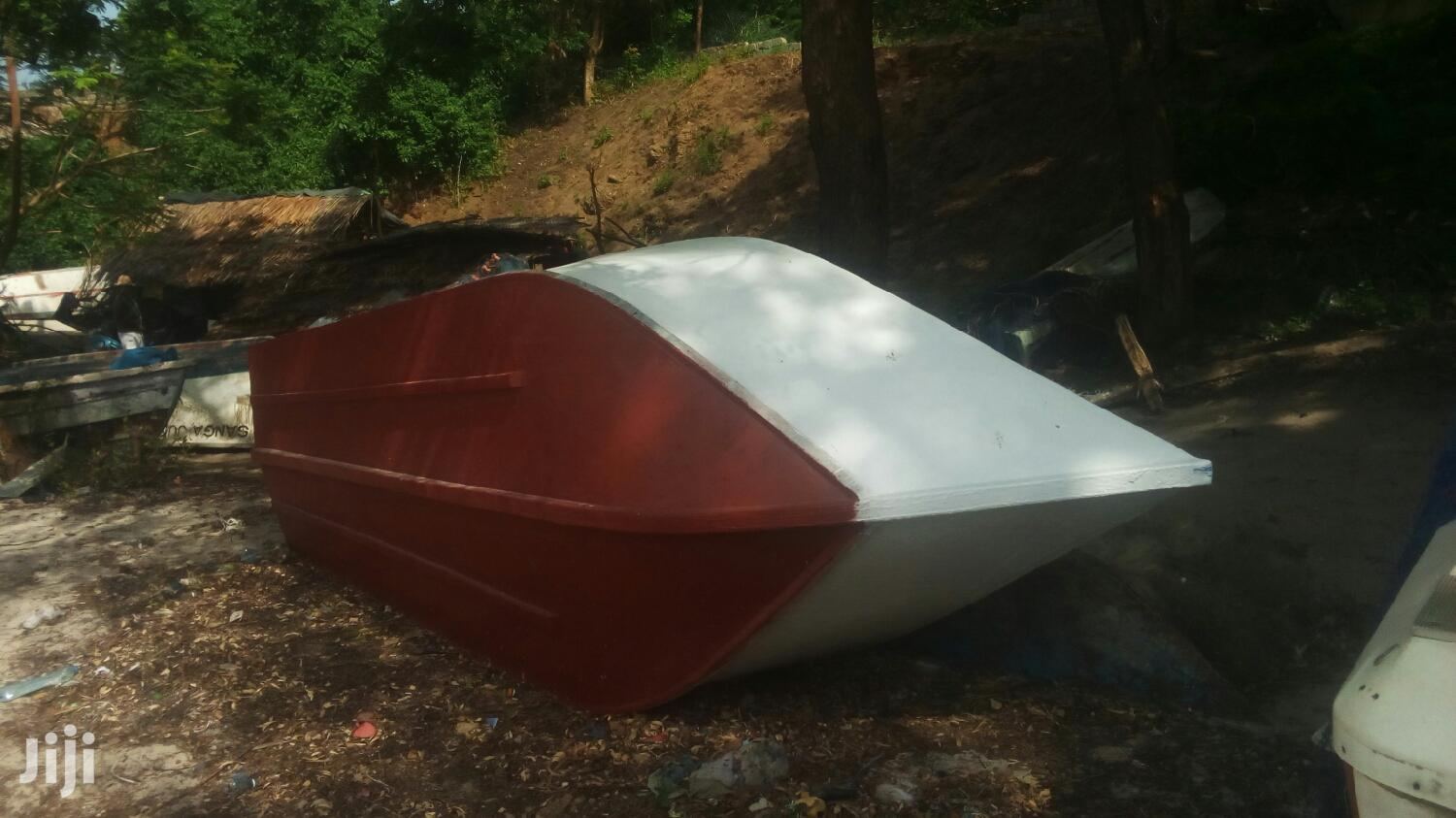 Archive: Glass Boat For Sale