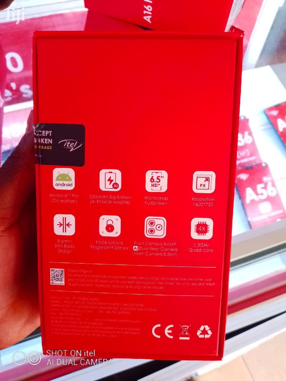 New Itel P36 16 GB Black | Mobile Phones for sale in Kisii CBD, Kisii, Kenya