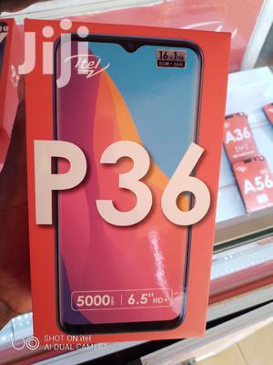 New Itel P36 16 GB Black | Mobile Phones for sale in Kisii, Kisii CBD