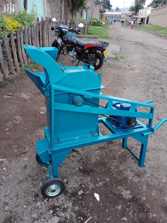 High Speed Chopping Machine