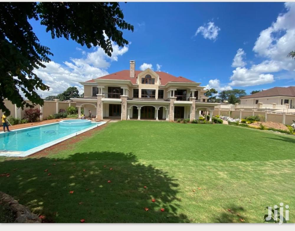 A Contemporary 5 Bedroom All Ensuite House for Sale in Runda | Houses & Apartments For Sale for sale in Nairobi Central, Nairobi, Kenya
