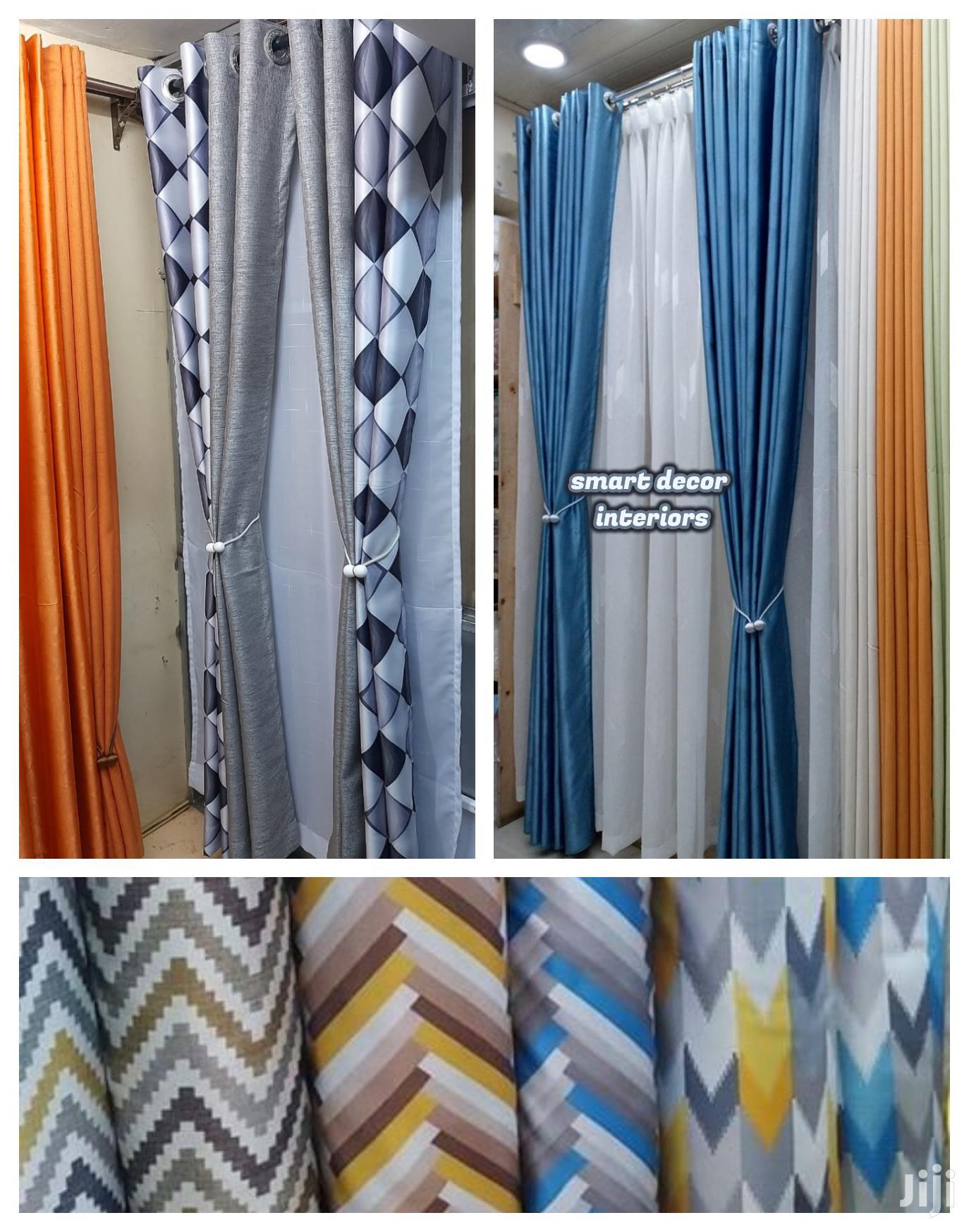 Customized Curtains