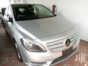 Mercedes-Benz B-Class 2013 Silver | Cars for sale in Mombasa, Mvita