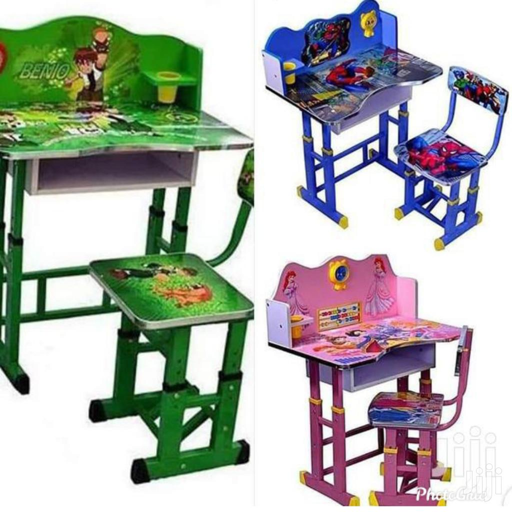 Kids Study Desk Table and Chair