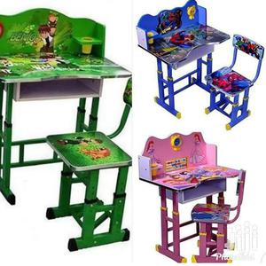 Kids Study Desk Table and Chair   Children's Furniture for sale in Nairobi, Nairobi Central