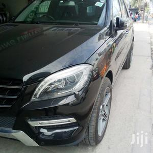 Mercedes-Benz M Class 2012 Black | Cars for sale in Mombasa, Kisauni