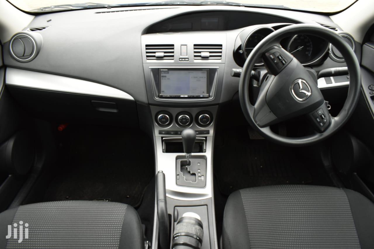 Archive: Honda Accord 2013 Blue