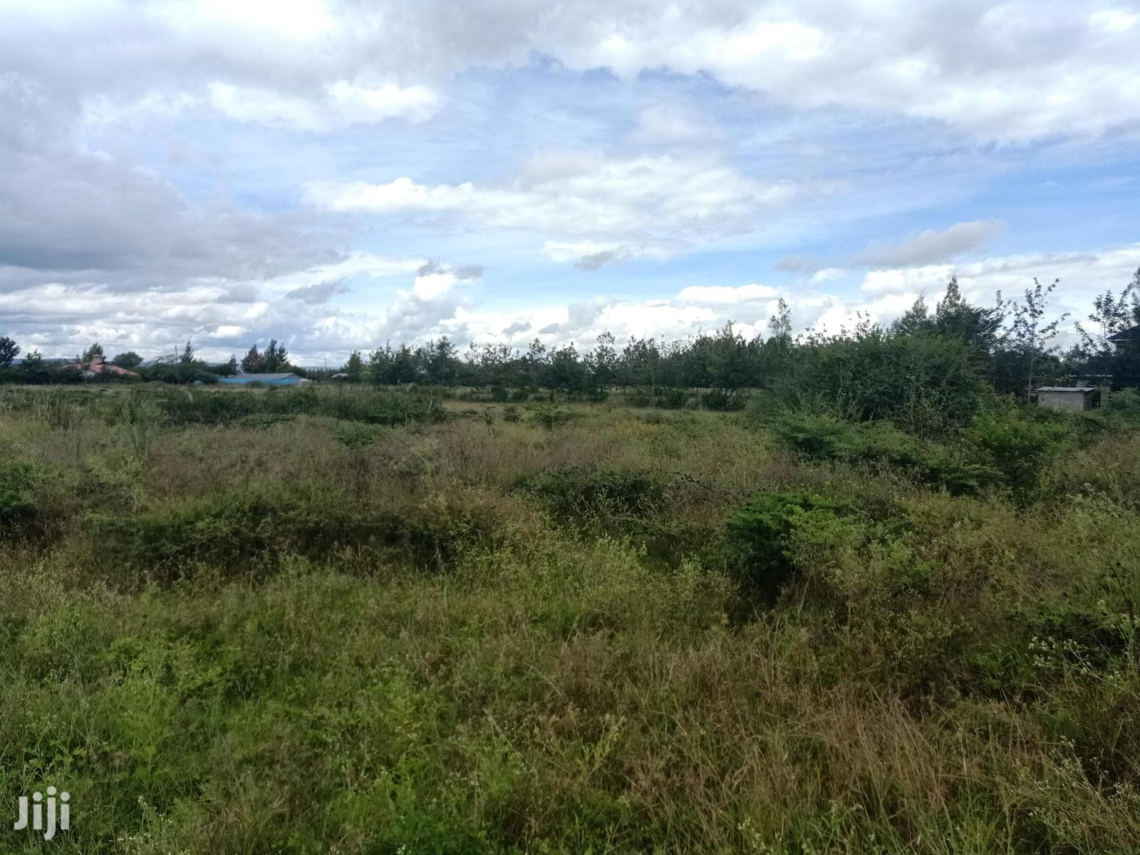 Two 1/8 Prime Plots for Sale in Milimani, Kitengela