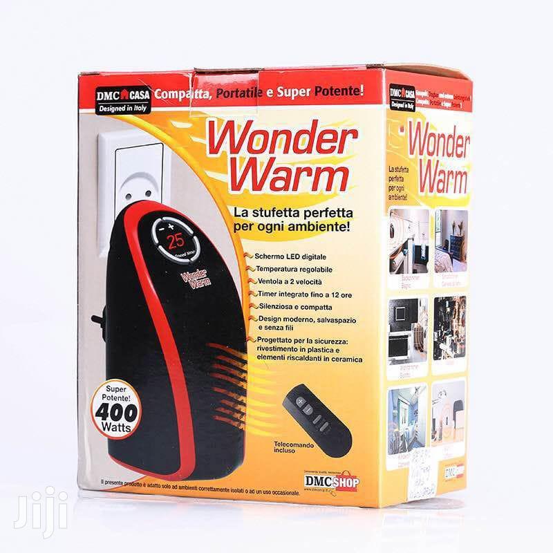 Archive: Wonder Warm Room Heater