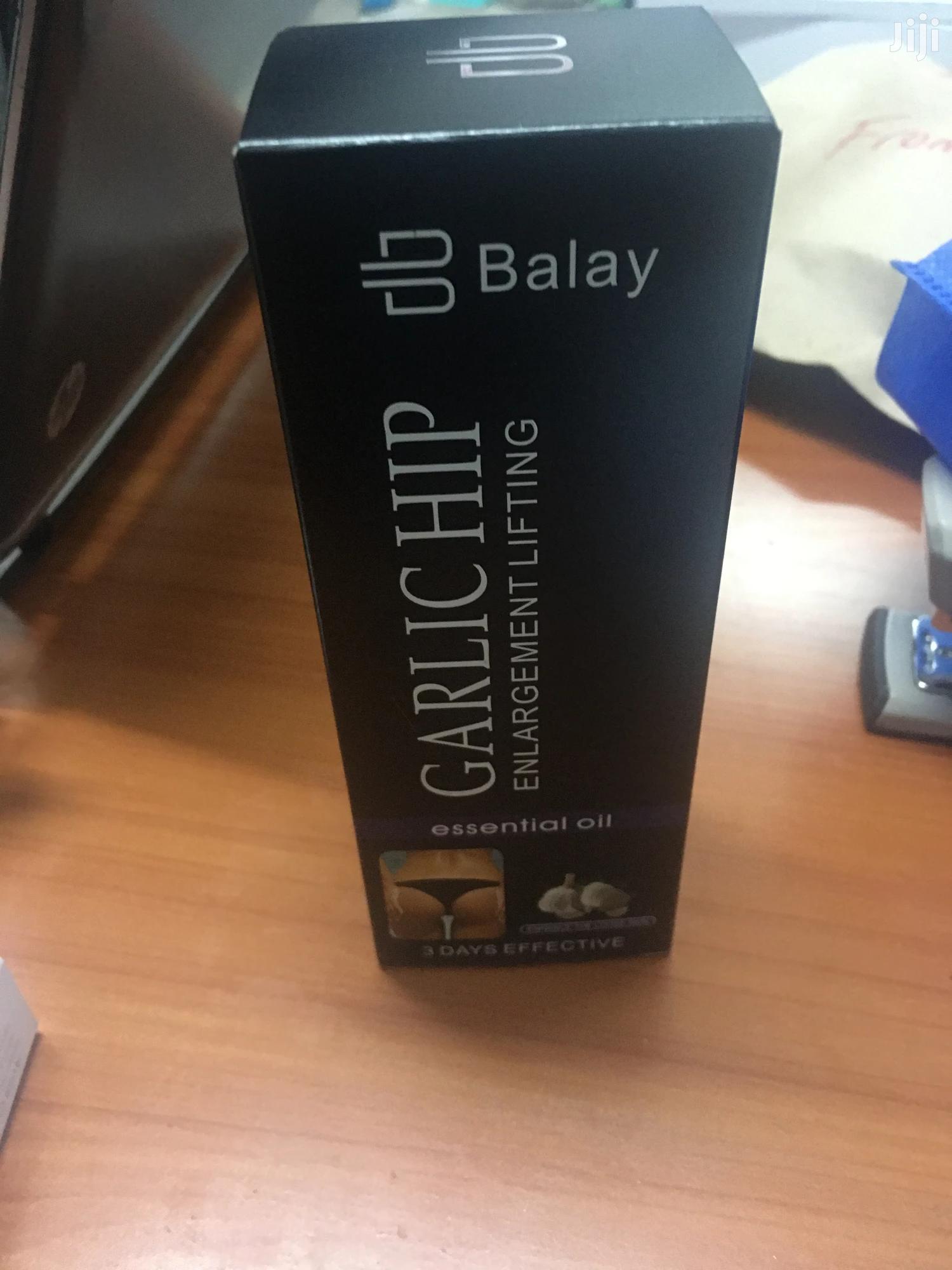 Balay Garlic Hip Enlargement Lifting Oil | Sexual Wellness for sale in Nairobi Central, Nairobi, Kenya