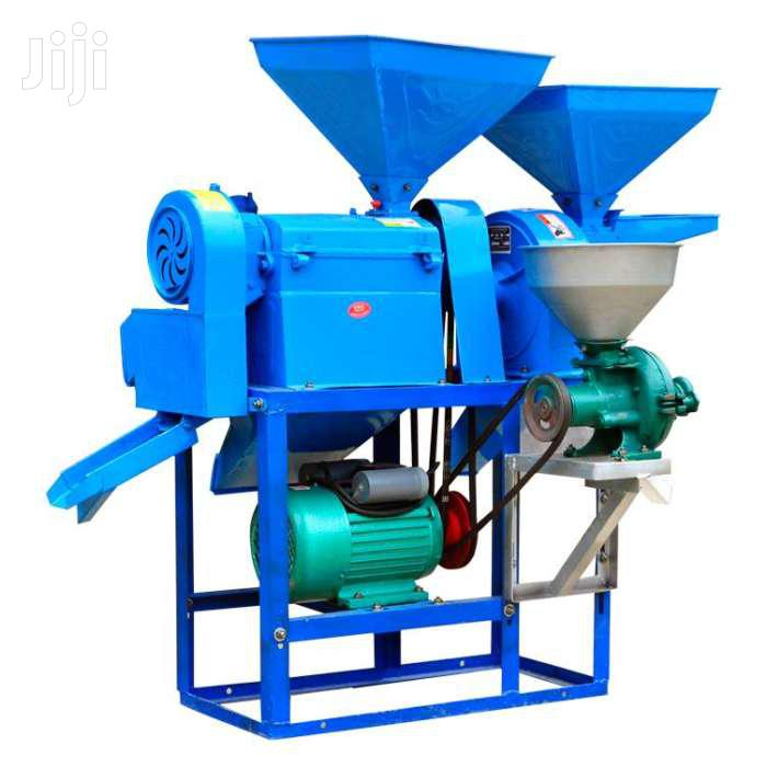 Rice Milling And Refining Machine ZGD-6N229 ( Guandu )