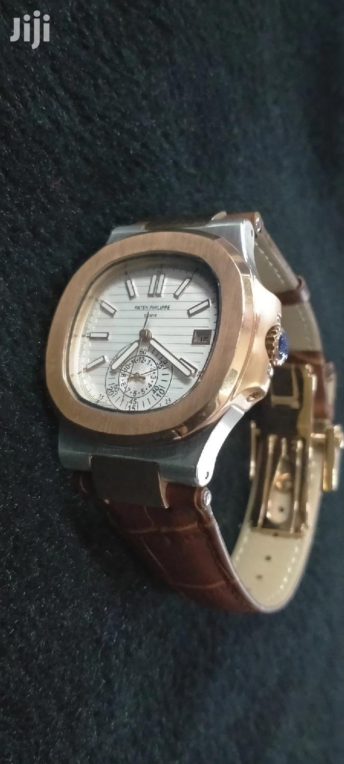 Mechanical Patek Philippe Gents Watch