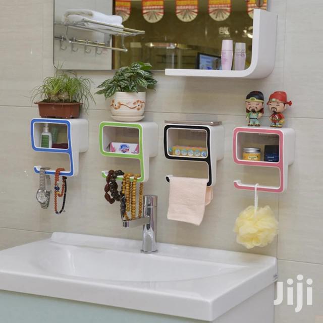 New Creative Design 9 Plastic Soap Box Shelf | Home Accessories for sale in Nairobi Central, Nairobi, Kenya