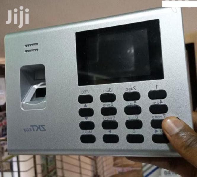 ZK Teco K40 Biometric Fingerprint Termina
