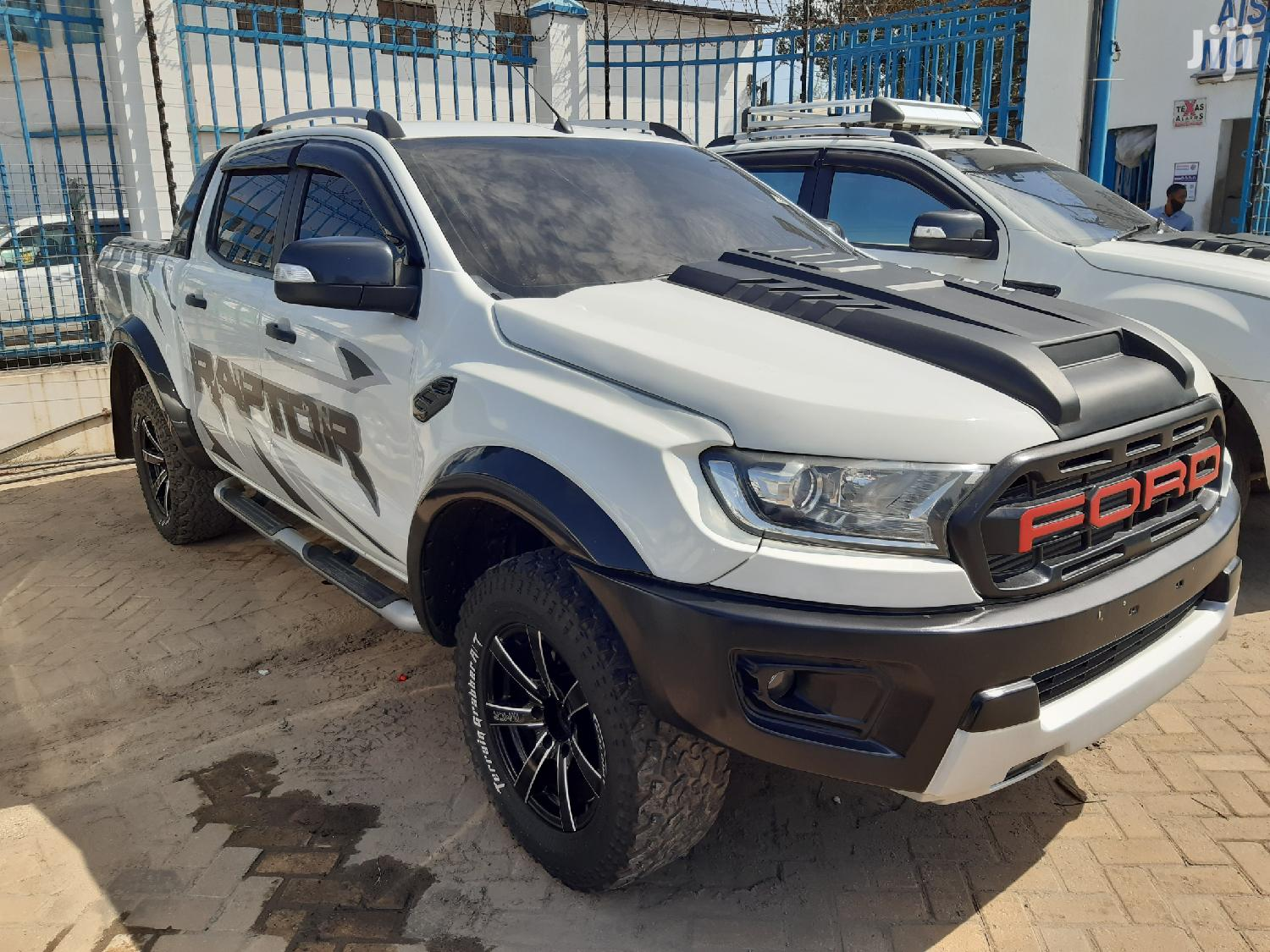 Archive: Ford Ranger 2015 White