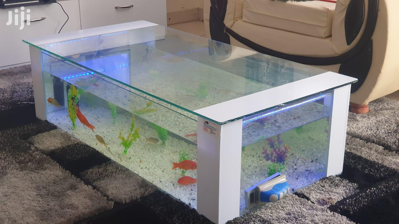 Aquarium Coffee Table | Fish for sale in Kilimani, Nairobi, Kenya