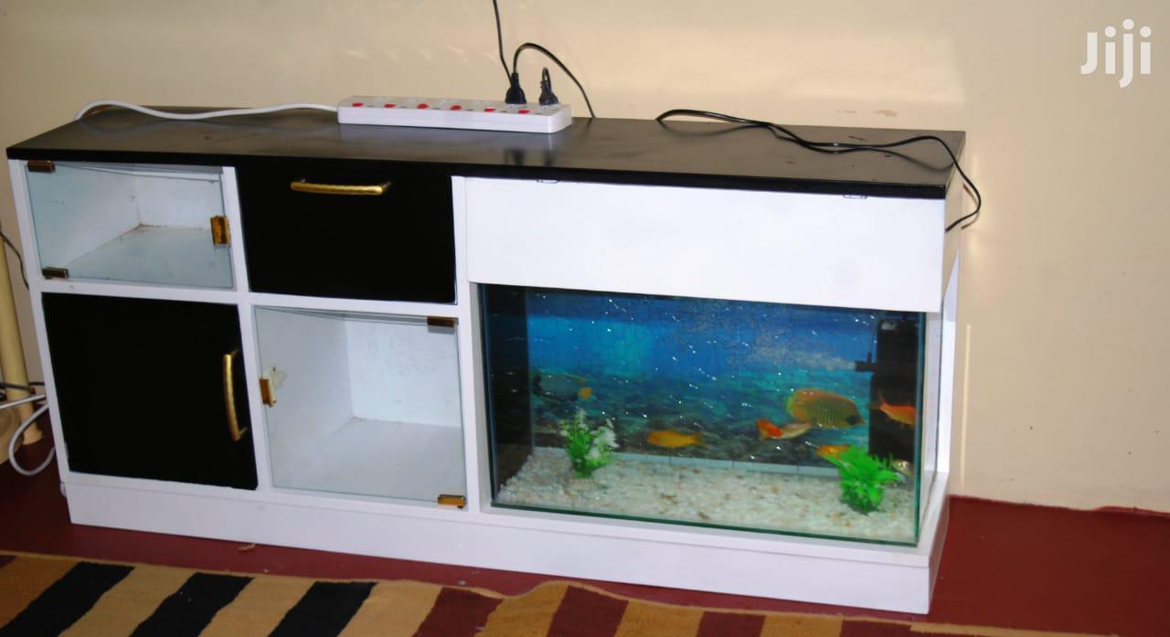 Cabinet Tv Stand Aquarium