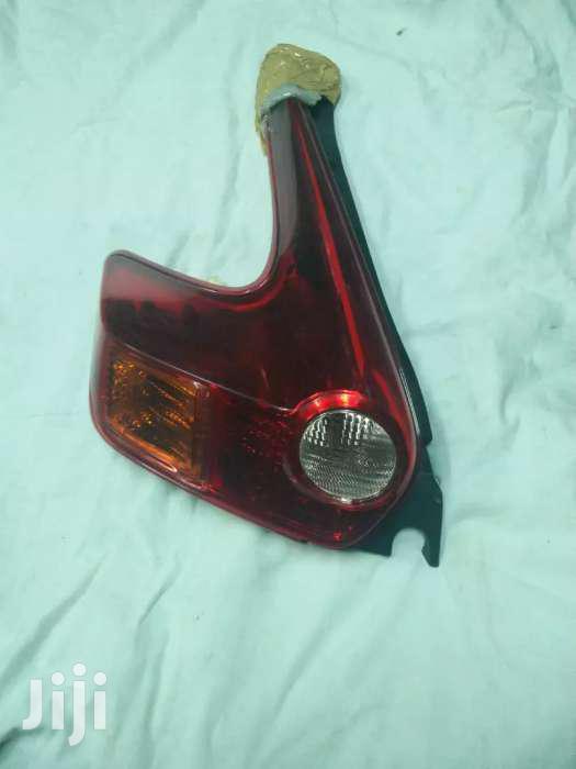 Nissan Juke Rear/Backlight