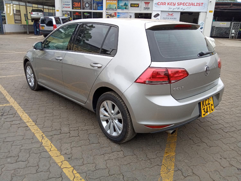 Archive: Volkswagen Golf 2013 Silver