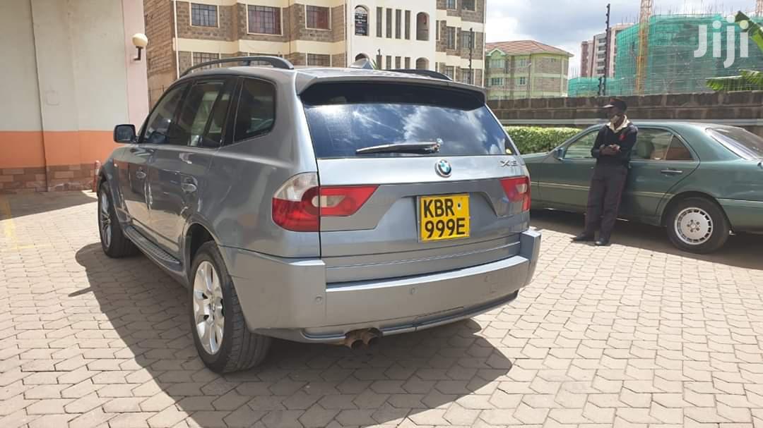 BMW X3 2006 Gray   Cars for sale in Nairobi Central, Nairobi, Kenya