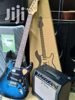 Fender Electric Guitar & Combo Amplifier | Musical Instruments & Gear for sale in Nairobi, Nairobi Central