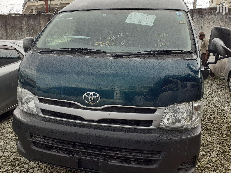 Toyota Hiace 9L Diesel