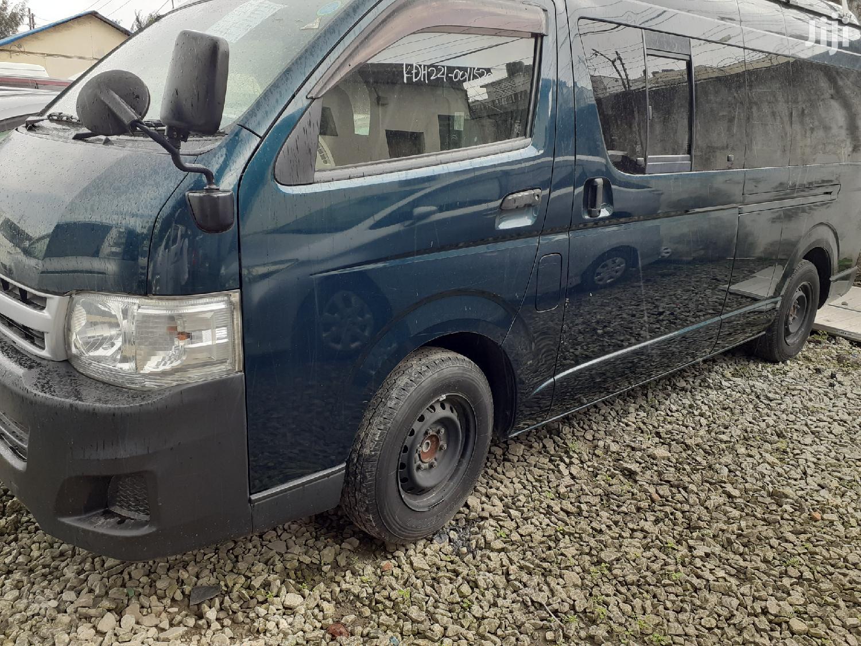 Toyota Hiace 9L Diesel   Buses & Microbuses for sale in Mvita, Mombasa, Kenya